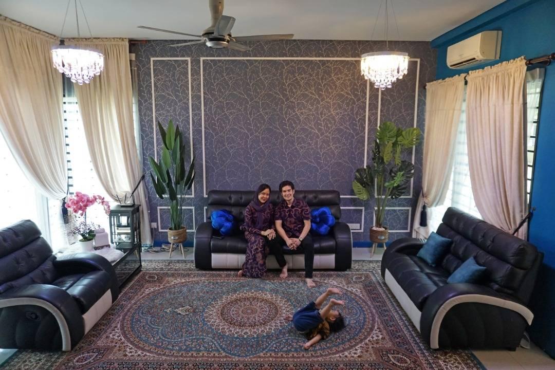 (VIDEO) Kini Dunia Karpet Jadi Perhatian Lebih Pada Pelakon Dazrin 4