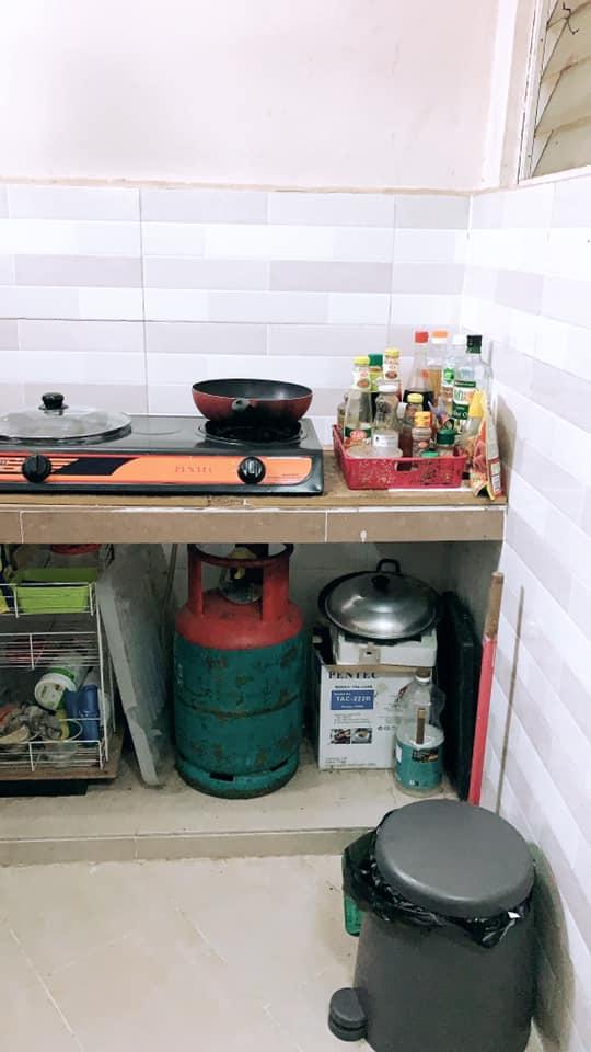 Tambah Langsir Dengan Rak Bajet, Terus Dapur Ni Nampak Cantik Dan Kemas 3