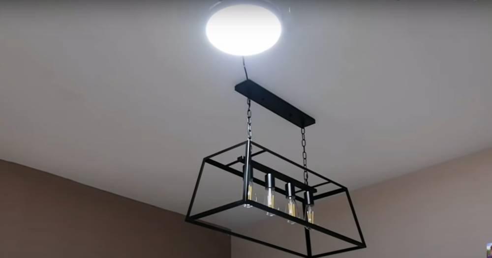"""(VIDEO) DIY Tambah Lampu SIling Tanpa Perlu Tarik Line Baru, Boleh Kawal Guna """"Remote"""""""