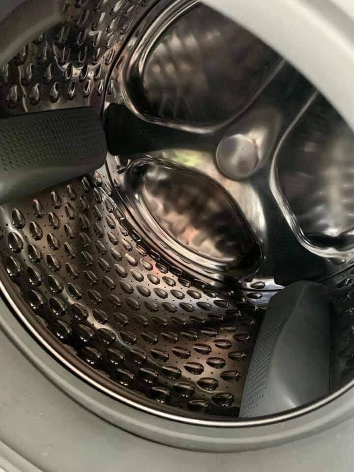 Super Daddy Ini Kongsikan Cara Mudah & Jimat Cuci Mesin Basuh Agar Berkilat Dan Wangi 3