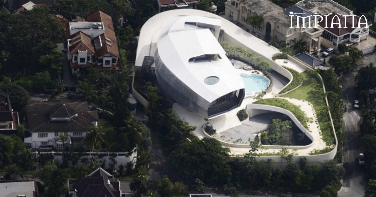 Rumah Termahal Di Malaysia, Yang Ramai Tak Tahu!