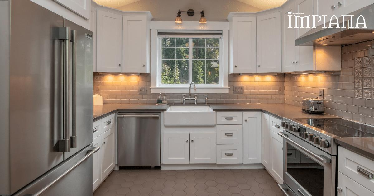 Teknik Susun Atur Dapur Memudahkan Kerja Anda