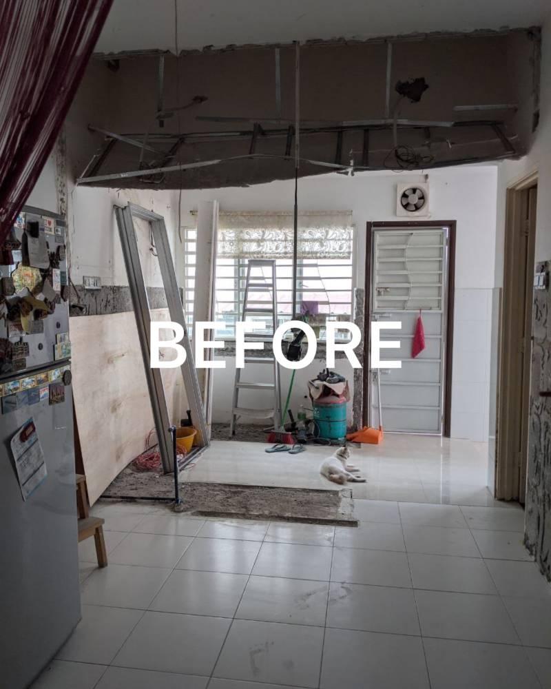'Makeover' Dapur Lama, Pemilik Pilih Warna 'Timeless' 2
