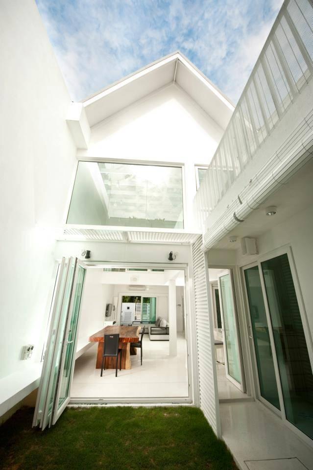 Wajah Baru! Rumah Teres Lama Dengan Vertical Garden Di Subang Jaya 3