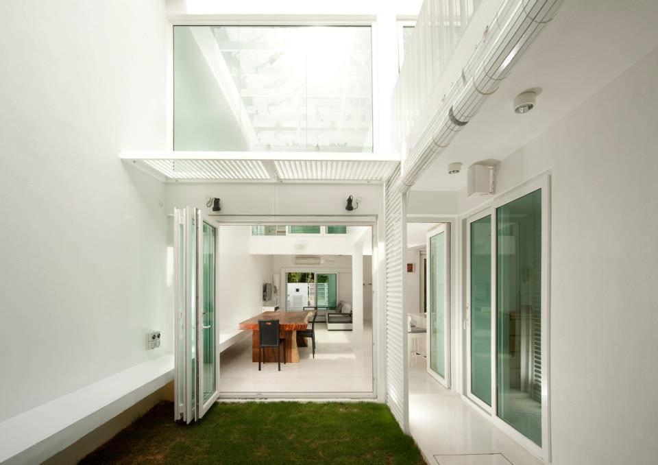Wajah Baru! Rumah Teres Lama Dengan Vertical Garden Di Subang Jaya 4