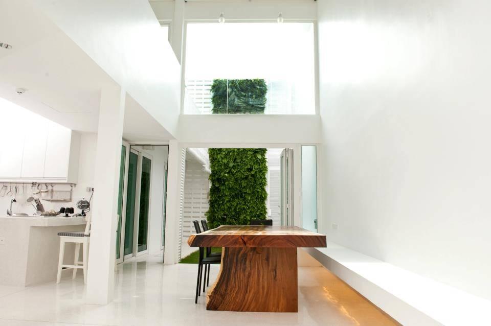 Wajah Baru! Rumah Teres Lama Dengan Vertical Garden Di Subang Jaya 8