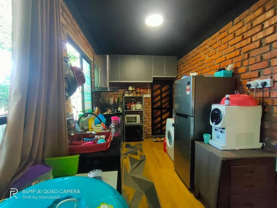 Rumah Kecil 'Tiny House' Di Kepala Batas Pulau Pinang Curi Perhatian 4