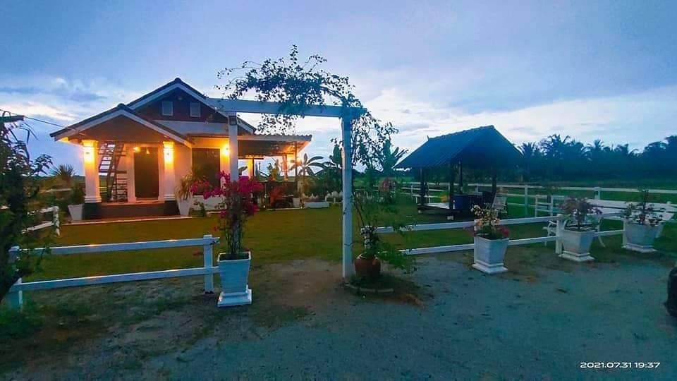 Projek PKP 1,2,3 Hasilkan Rumah Comel Di Pasir Mas Kelantan 22