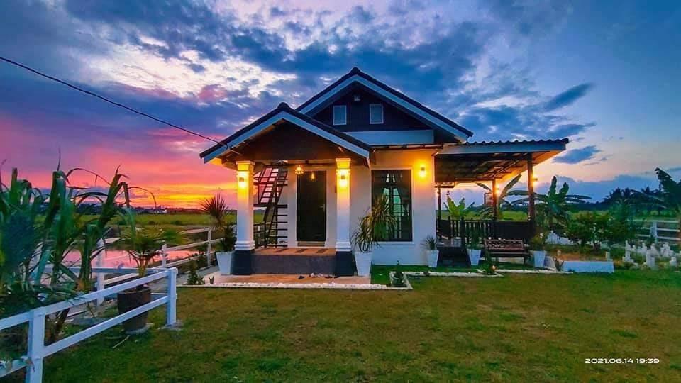 Projek PKP 1,2,3 Hasilkan Rumah Comel Di Pasir Mas Kelantan 6