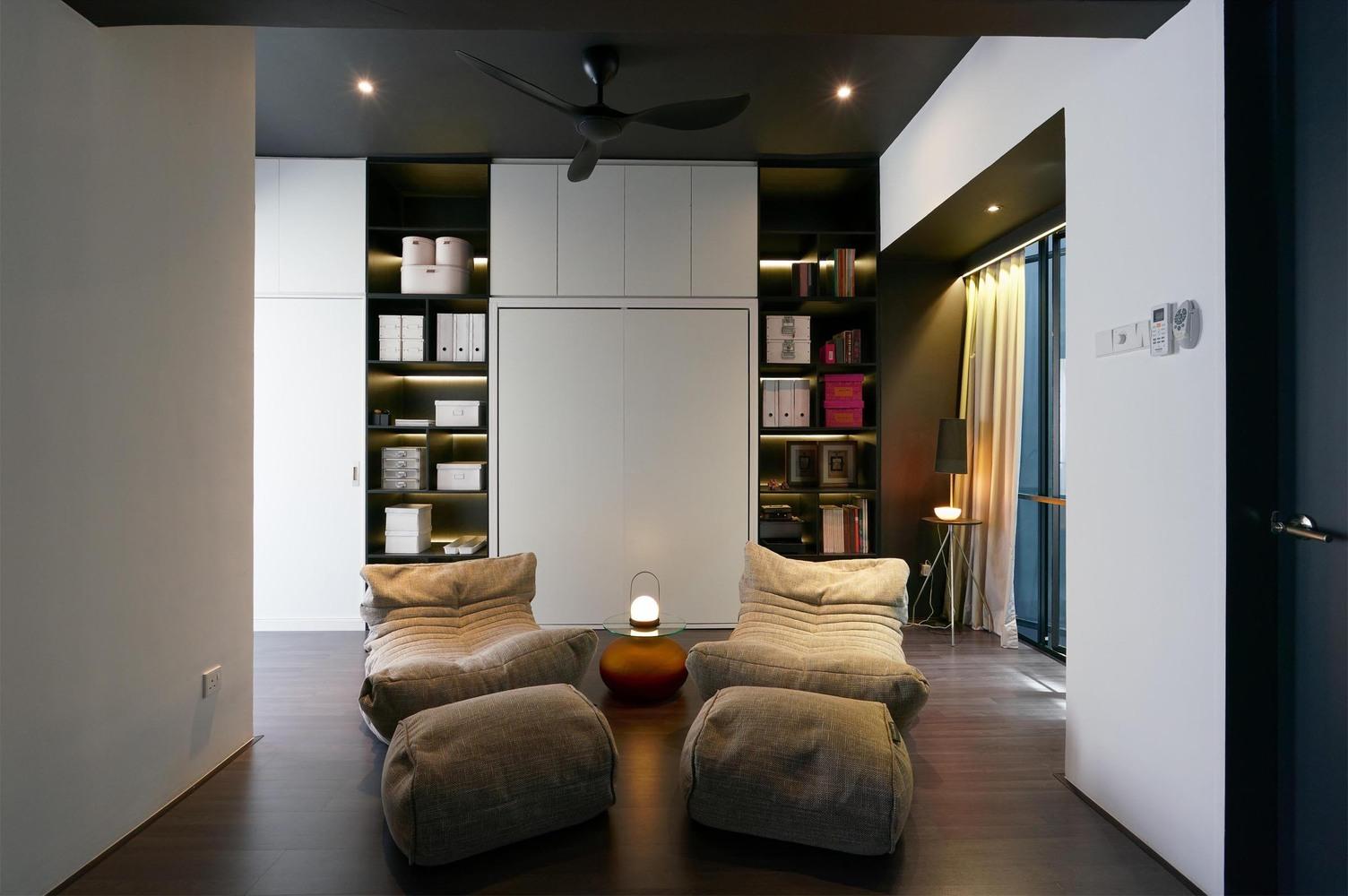 'Home Made For 2' Rumah Dengan Sentuhan Elegan 4