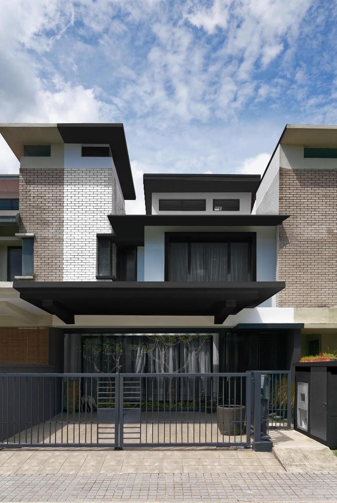 'Home Made For 2' Rumah Dengan Sentuhan Elegan 2