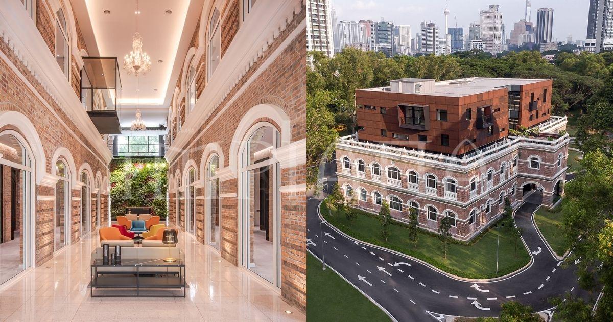 Binaan Bangunan Kolonial Sentul Works Ini Jadi Tarikan, Warga Sentul Memang