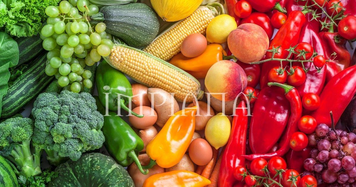 Ini Cara Elak Bahan Kimia Yang Melekat Pada Buah Dan Sayur Dari Termakan