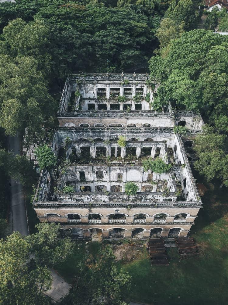 Binaan Bangunan Kolonial Sentul Works Ini Jadi Tarikan, Warga Sentul Memang 4