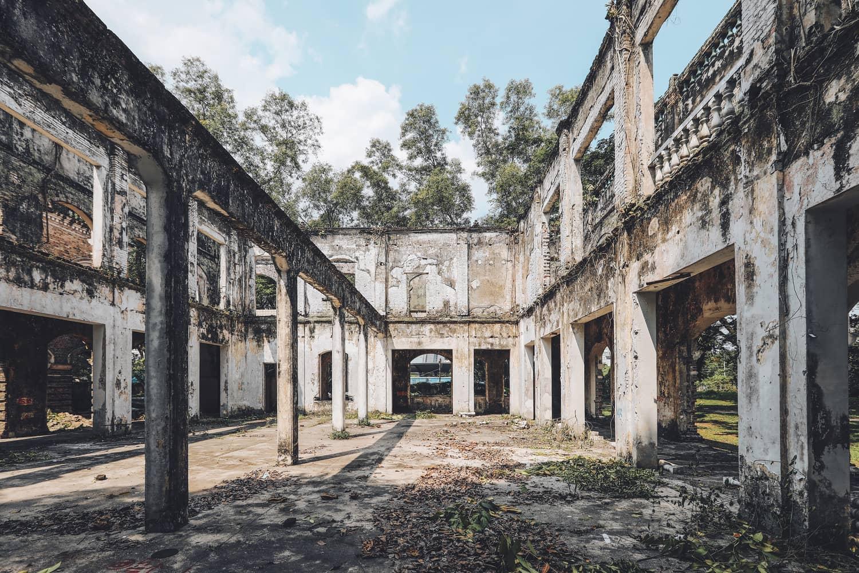 Binaan Bangunan Kolonial Sentul Works Ini Jadi Tarikan, Warga Sentul Memang 6
