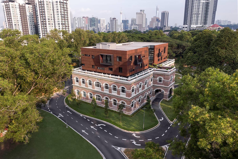 Binaan Bangunan Kolonial Sentul Works Ini Jadi Tarikan, Warga Sentul Memang 12