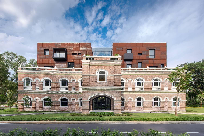 Binaan Bangunan Kolonial Sentul Works Ini Jadi Tarikan, Warga Sentul Memang 16