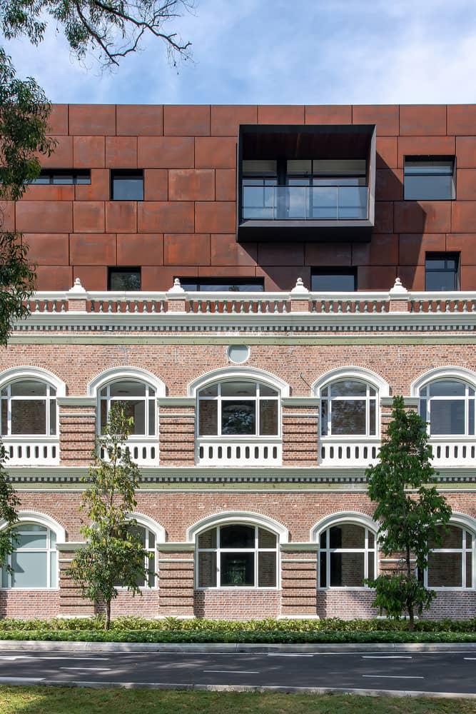 Binaan Bangunan Kolonial Sentul Works Ini Jadi Tarikan, Warga Sentul Memang 28