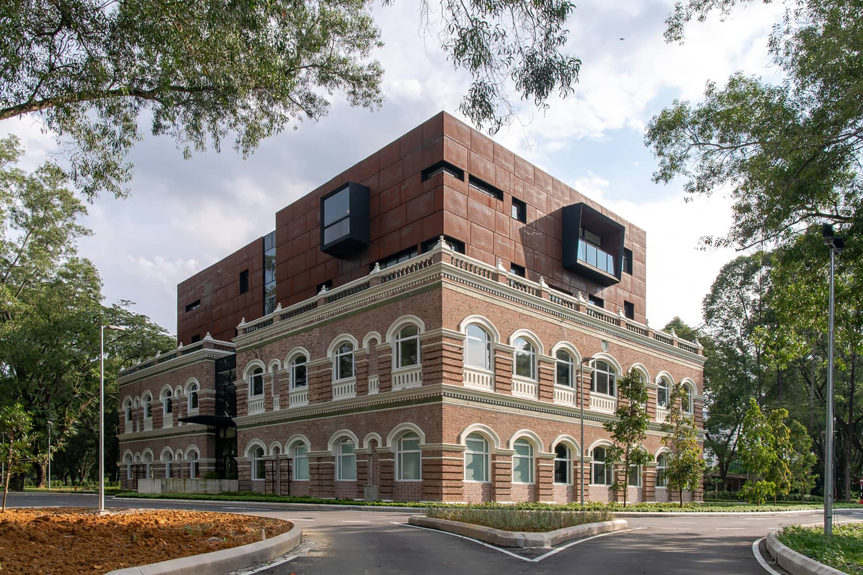 Binaan Bangunan Kolonial Sentul Works Ini Jadi Tarikan, Warga Sentul Memang 38