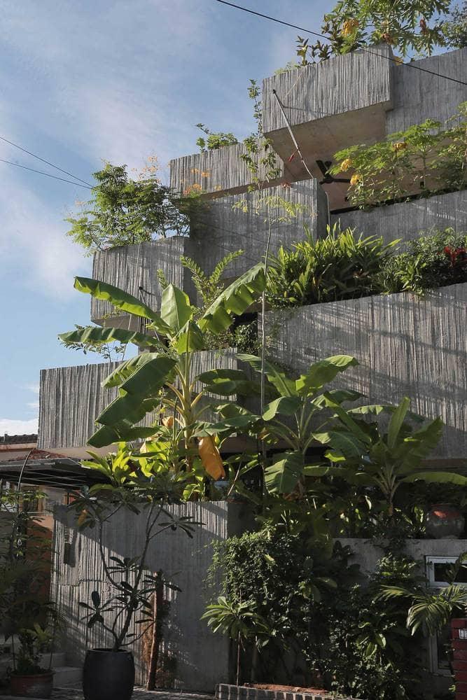 Rumah 'Planter Box' Di Reka Penuh Gaya Hidup Pemilik 10