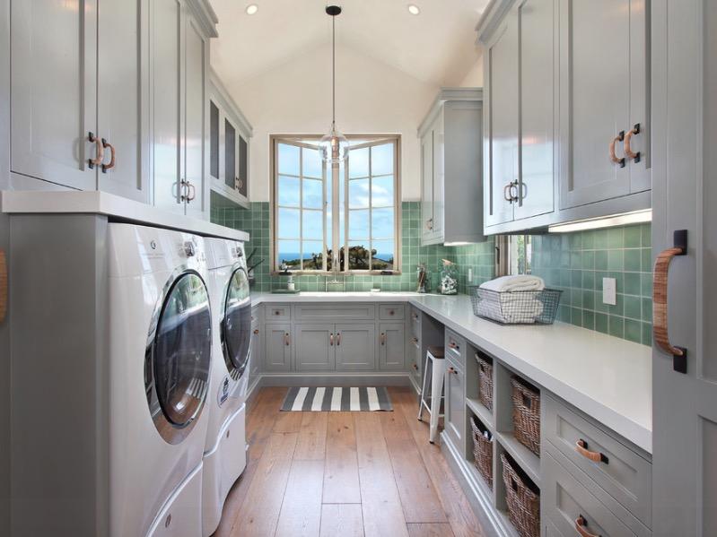 10 Idea Laundry Room Ini Bakal Buat Kediaman Anda Lebih Kemas Dan Teratur 10