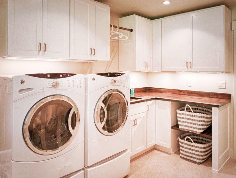 10 Idea Laundry Room Ini Bakal Buat Kediaman Anda Lebih Kemas Dan Teratur 12
