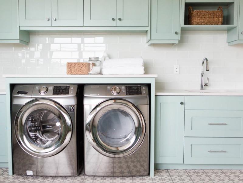 10 Idea Laundry Room Ini Bakal Buat Kediaman Anda Lebih Kemas Dan Teratur 6