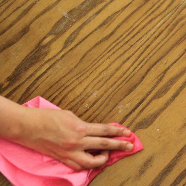 Guna 2 Bahan Dapur Ini Untuk Polish Perabot Kayu Dengan Mudah 8