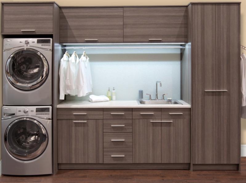 10 Idea Laundry Room Ini Bakal Buat Kediaman Anda Lebih Kemas Dan Teratur 2