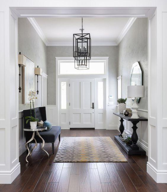 Idea Ringkas Untuk Ruang Foyer Nampak Wow! 16