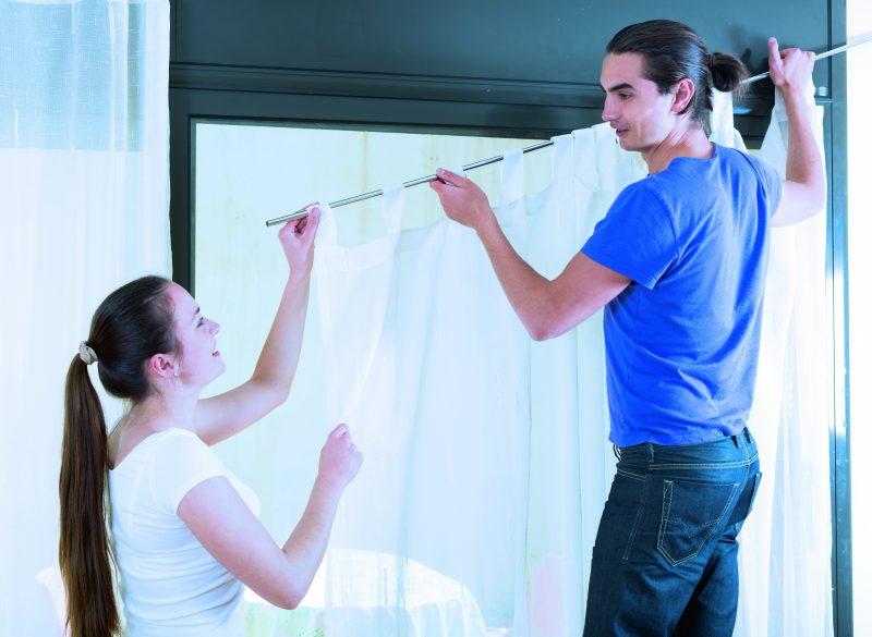 5 Tip Cara Memilih Langsir Mengikut Kesesuaian Dinding