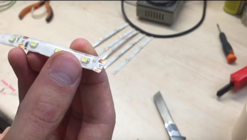 (VIDEO) Buat Sendiri Lampu Taman Dari Cable Raceways dan LED Stripe Modal Tak Sampai RM 5 Seunit 14