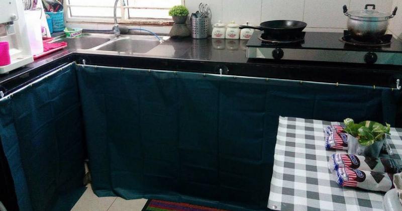 Rm50 Langsir Kabinet Dapur