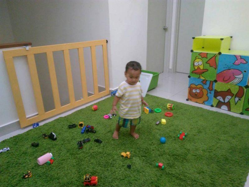 Buat Sendiri Pagar Keselamatan Bayi Dengan Modal Rm 30 Impiana