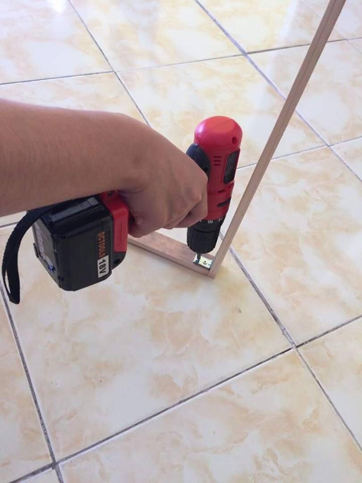 Wanita Ini Tunjuk Cara Buat Bingkai Kufi Dengan Modal Hanya RM 32 4