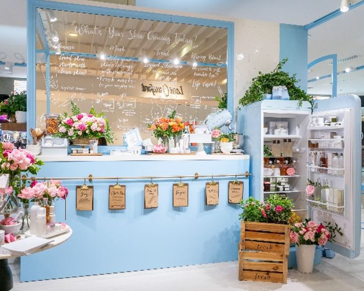 Pengalaman Beli Belah Unik Di Fresh 'Beauty Kitchen' 2