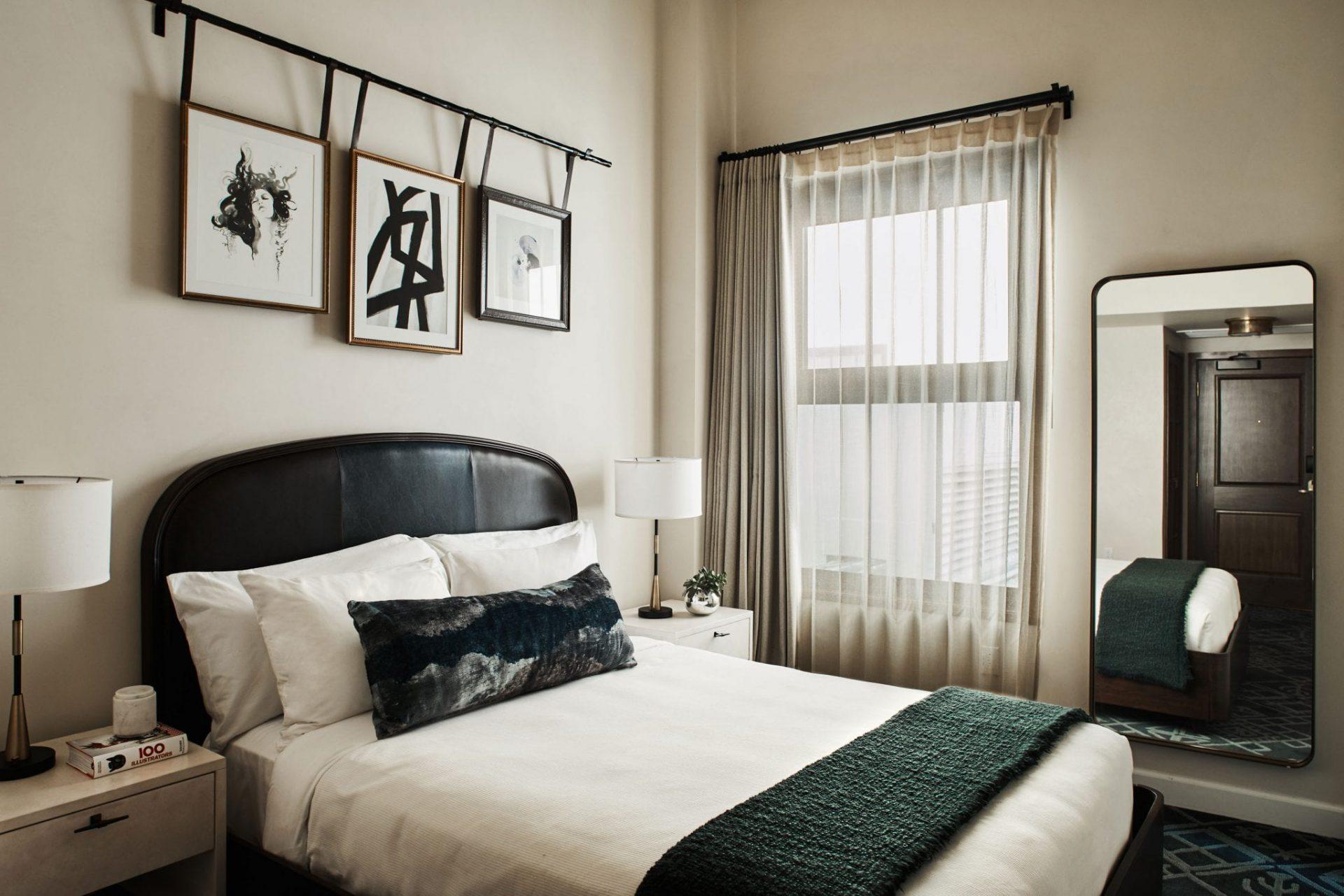 Impikan Bilik Tidur Bak Hotel Mewah? Ikut Tip Ini 6