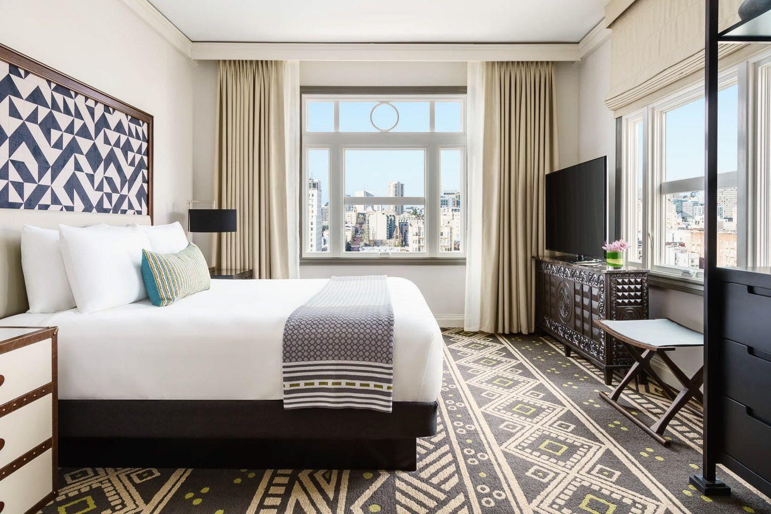 Impikan Bilik Tidur Bak Hotel Mewah Ikut Tip Ini Impiana