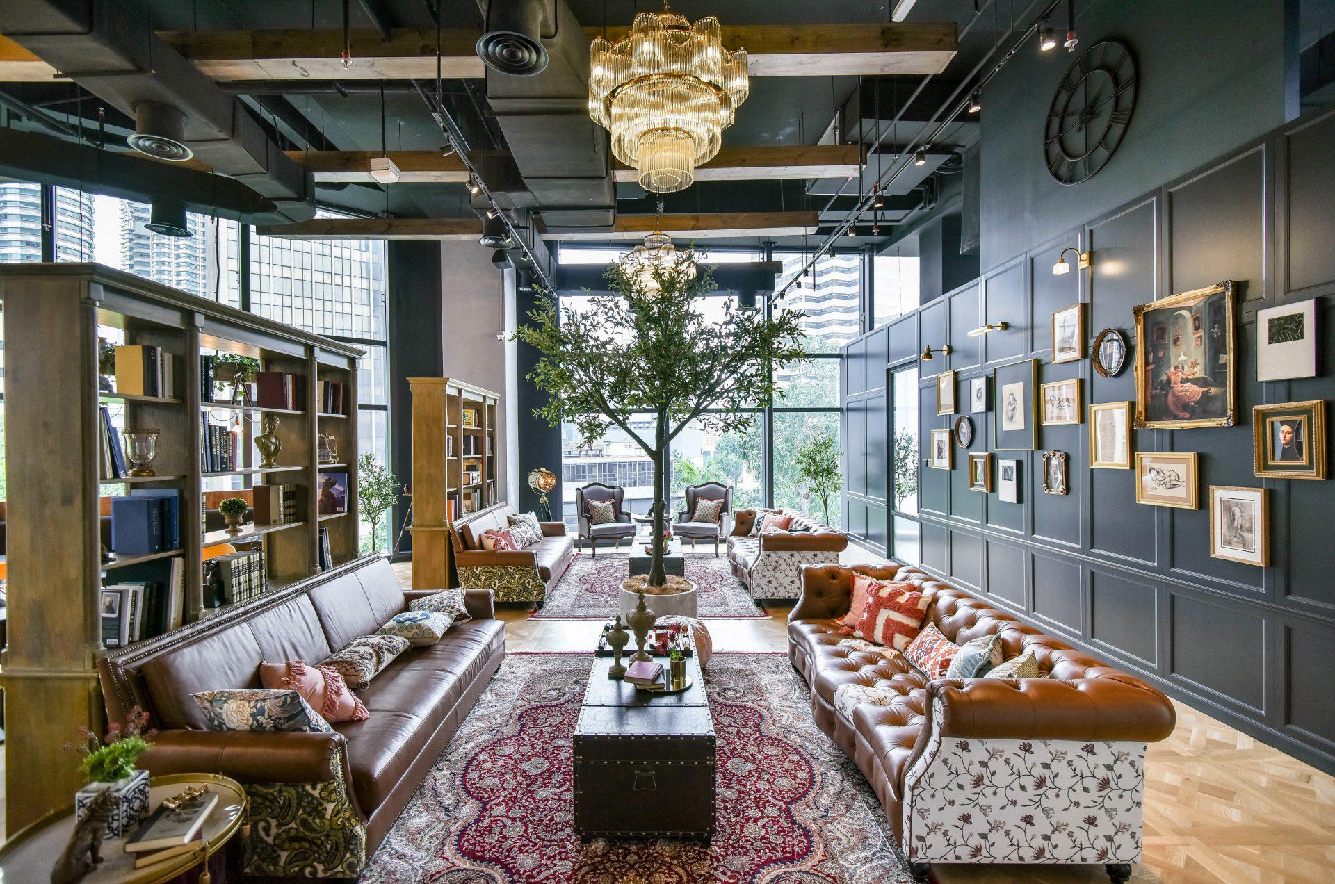 Colony Perkenalkan Ruang Pejabat Ulung Dengan Konsep 'Bespoke Luxury' Di Star Boulevard, Kuala Lumpur 3