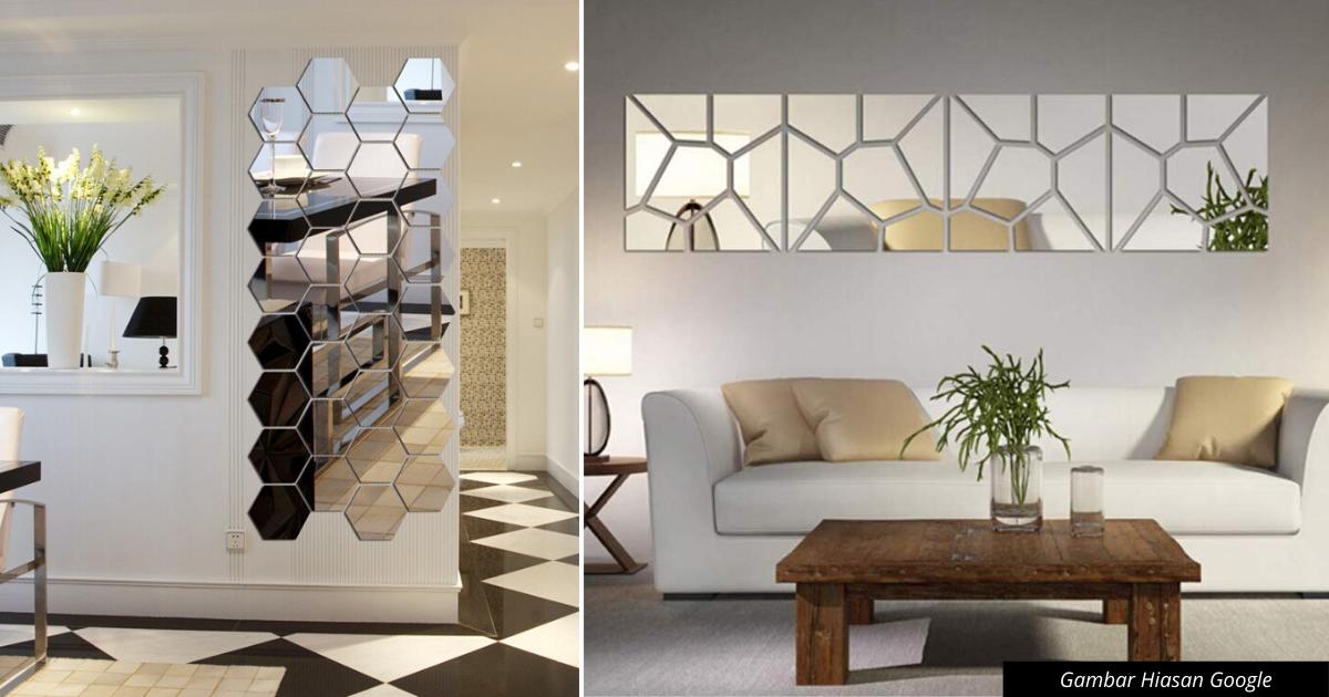 Nak Tampal Cermin Tapi Dinding Tak Rata Ini Solusinya Memang Mudah Impiana