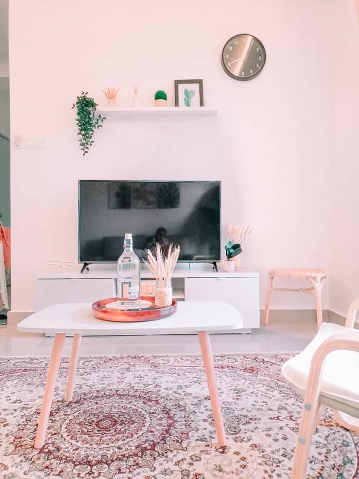 Beli Barang Online Dan Item Bajet Untuk Dekor Rumah Berkonsepkan Scandinavian + Minimalis Macam Ni 9