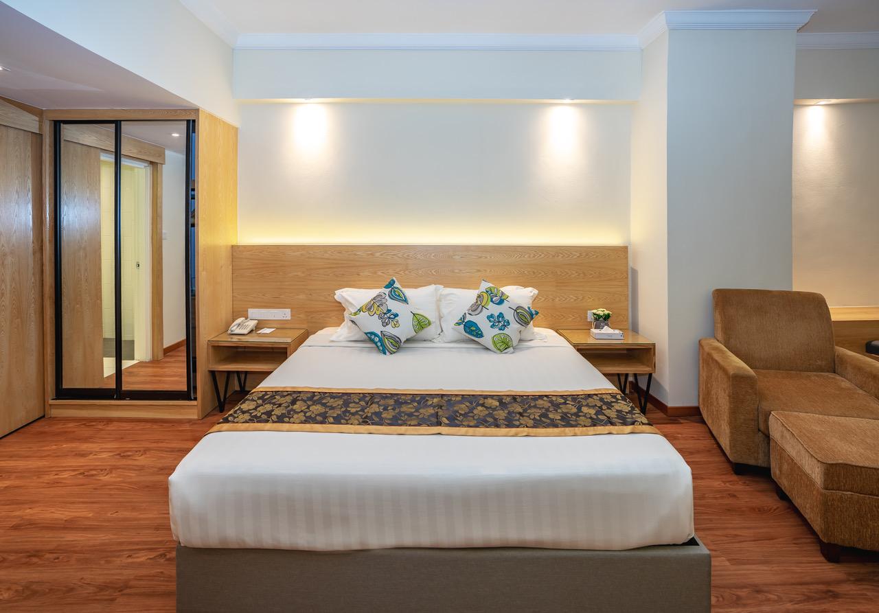 Hotel 5 Bintang Antara Yang Tersenarai Sebagai Pusat Kuarantin COVID-19 6
