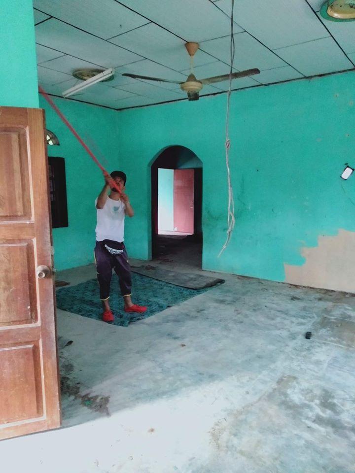 Transformasi Rumah Sewa RM200, Cantik Macam Rumah Sendiri Untuk Keselesaan Keluarga 6