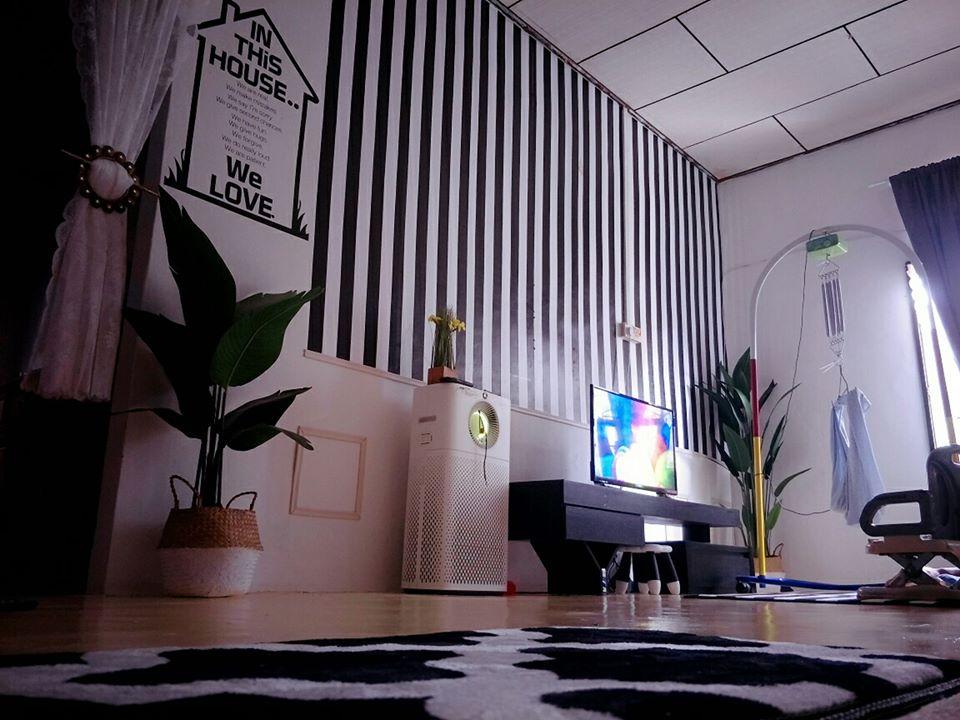 Transformasi Rumah Sewa RM200, Cantik Macam Rumah Sendiri Untuk Keselesaan Keluarga 11