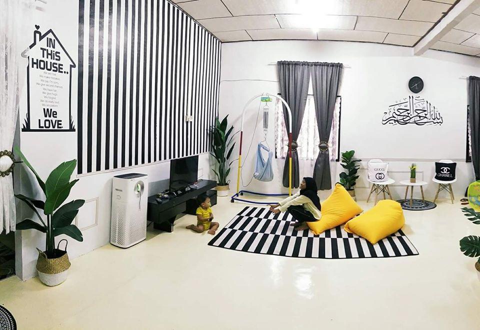 Transformasi Rumah Sewa RM200, Cantik Macam Rumah Sendiri Untuk Keselesaan Keluarga 17