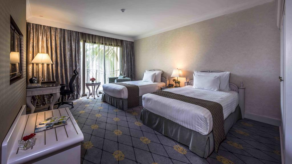 Hotel 5 Bintang Antara Yang Tersenarai Sebagai Pusat Kuarantin COVID-19 4