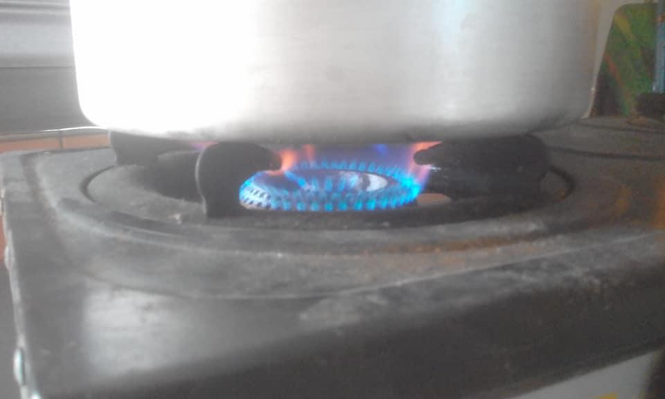 Api Kecil? Servis Sendiri Je Dapur Gas Yang Sudah Berkarat. Berkesan Dan Lebih Jimat! 10
