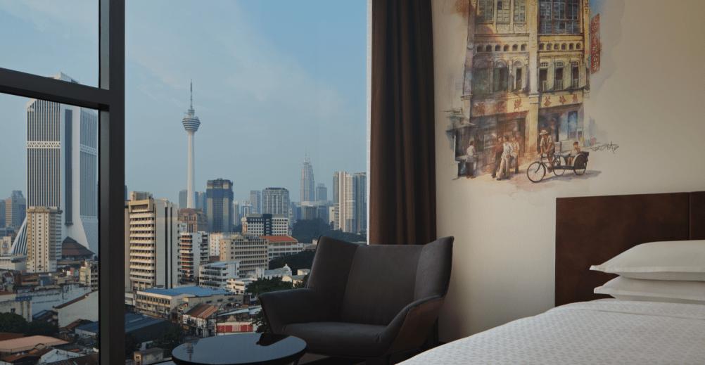 Hotel 5 Bintang Antara Yang Tersenarai Sebagai Pusat Kuarantin COVID-19 3