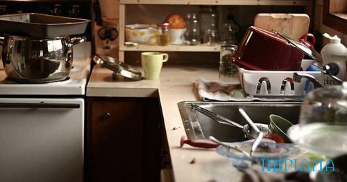 Stress Dapur Asyik Berselerak 7 Tip Ini Mungkin Menjadi Penyelesaian Impiana