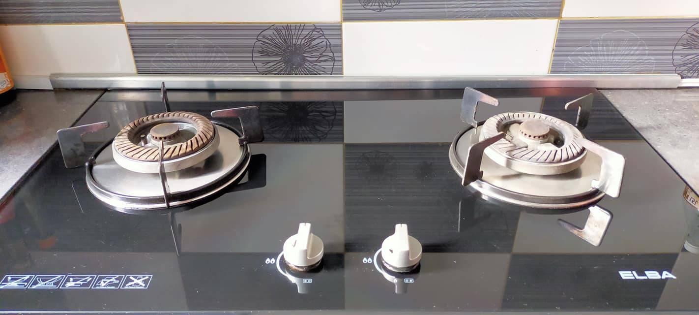 Api Dapur Masak Semput-Semput, Baik Pulih Dengan Aluminum Foil Sahaja 3